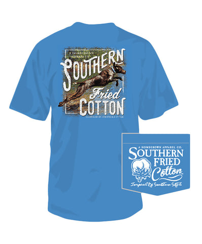 Southern Fried Cotton - Banjo Tee