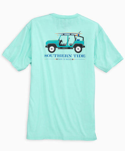 Southern Tide - Back To Basics Short Sleeve Tee