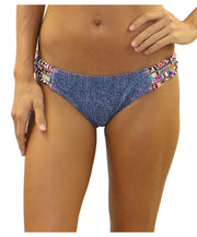 Heat Swimwear - Bingo Criss-Cross Side Bottom