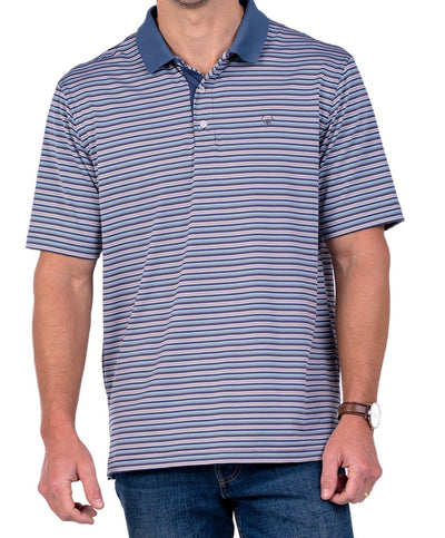 Southern Shirt Co - Brentwood Stripe Polo