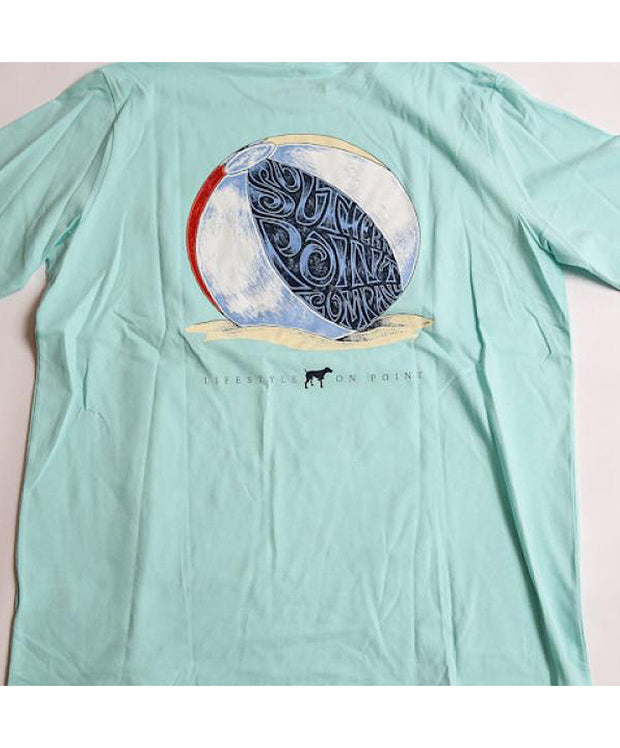 Southern Point - Beach Ball Signature Tee