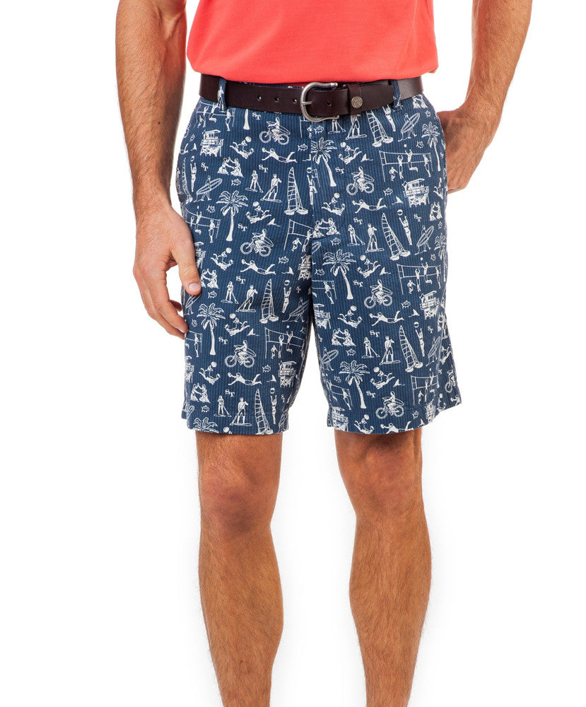 Southern Tide - Beach Party Shorts