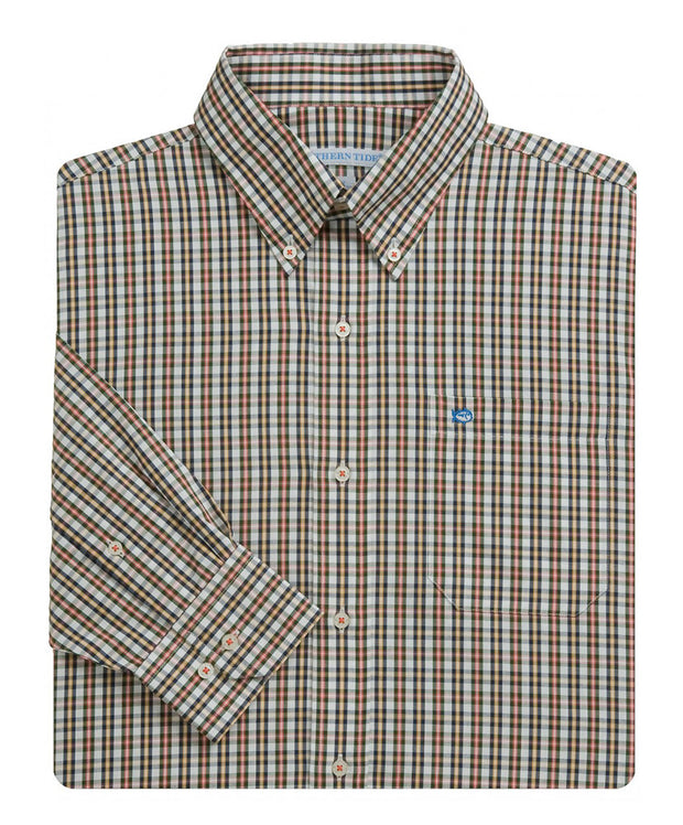 Southern Tide - Beaufort Plaid Sport Shirt - Port Royal