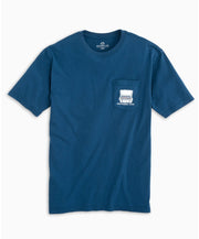 Southern Tide - Beer Ice Good Times Short Sleeve Tee