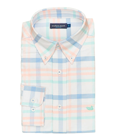 Southern Marsh - Belfort Oxford Shirt