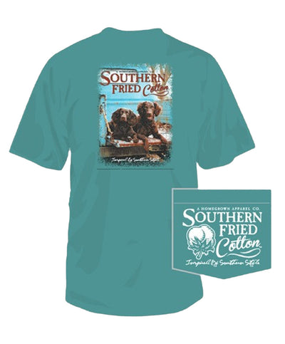 Southern Fried Cotton - Bella and Bo Tee