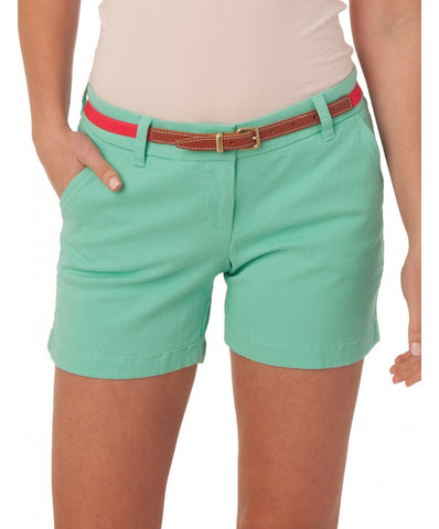 Southern Tide - Ladies Chino Shorts 5""