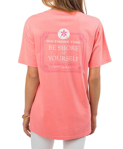 Southern Tide - Be Shore Of Yourself Tee