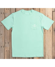 Southern Marsh - FIELDTEC Heathered Performance - Pompano Short Sleeve Shirt