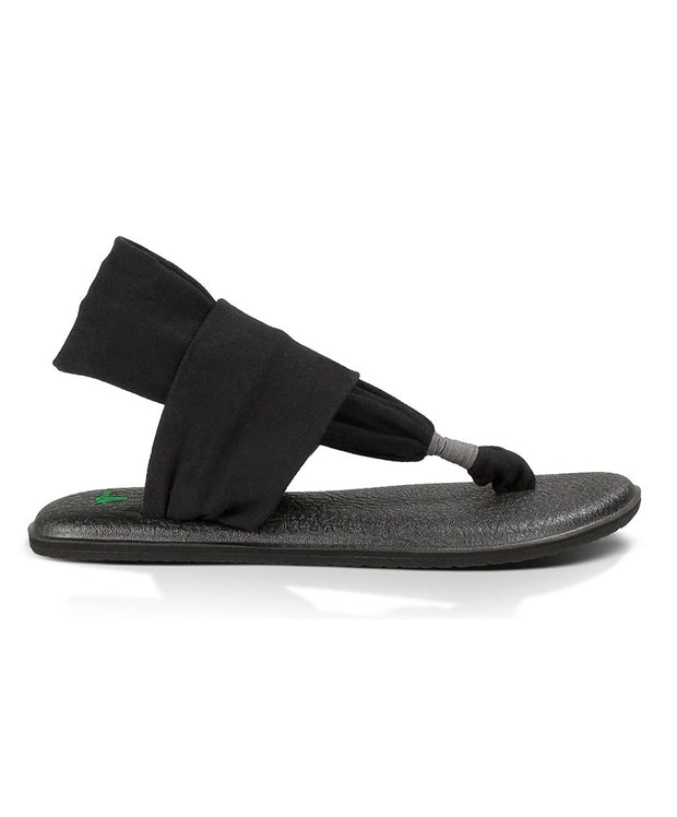 Sanuk - Yoga Sling 2 - Black/White