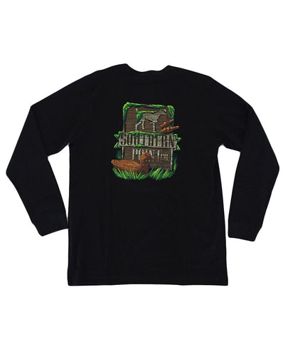 Southern Point - Decoy Shield Long Sleeve Tee