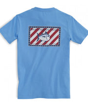 Southern Tide - Youth Independence Tee - Ocean Channel Back