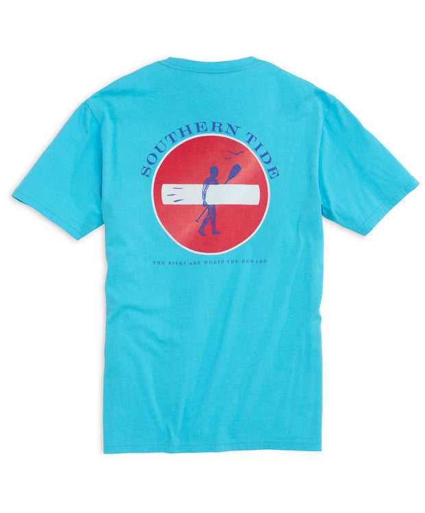 Southern Tide - Rocky Shores Tee