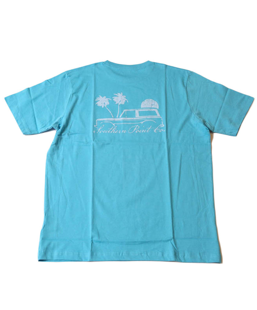 Southern Point - Bronco & Palms Signature Tee
