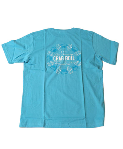 Southern Point - Crab Boil Signature Tee