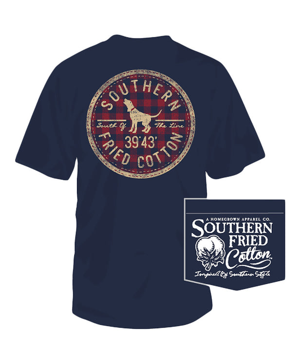 Southern Fried Cotton - Howlin on the Plain Tee