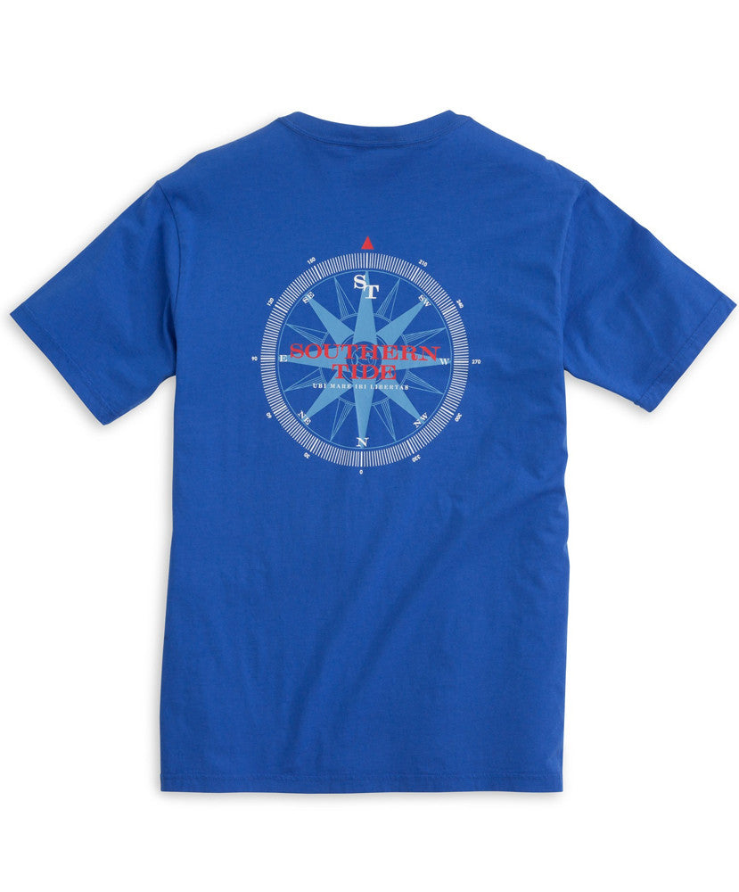 Southern Tide - Due South Tee