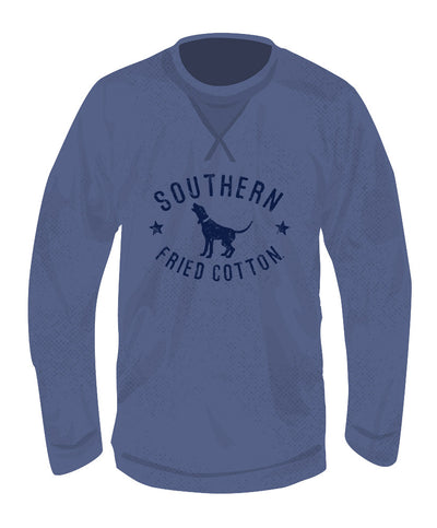 Southern Fried Cotton - Howlin Hound Thermal Long Sleeve