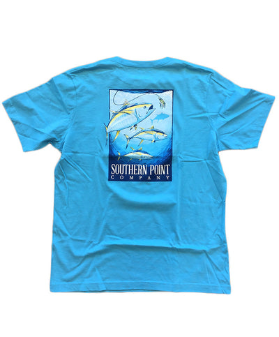 Southern Point - Tuna Signature Tee