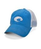 Costa - Mesh Hat - Blue/White