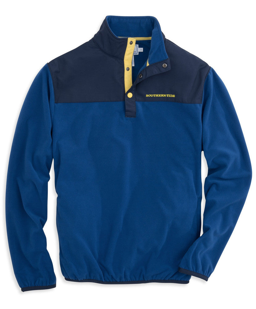 Southern Tide - Navigational Fleece Pullover