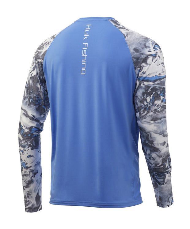 Huk - Mossy Oak Double Header Long Sleeve