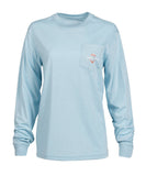Southern Shirt Co - Autumn Bloom Long Sleeve Tee