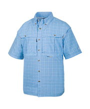 Drake - Wingshooters Plaid Sun Short Sleeve Shirt