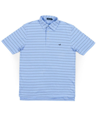 Southern Marsh - Berkeley Performance Polo - Striped