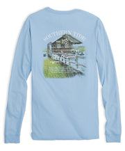 Southern Tide - The Original Boathouse Long Sleeve Tee