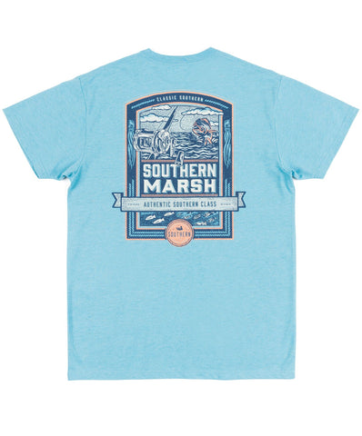 Southern Marsh - Genuine - Offshore Short Sleeve Tee