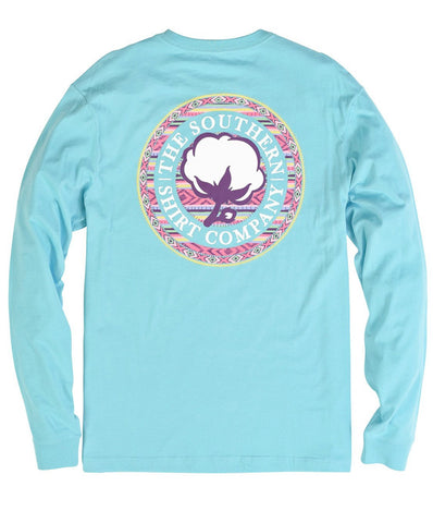 Southern Shirt Co - Traveler's Logo Long Sleeve Tee
