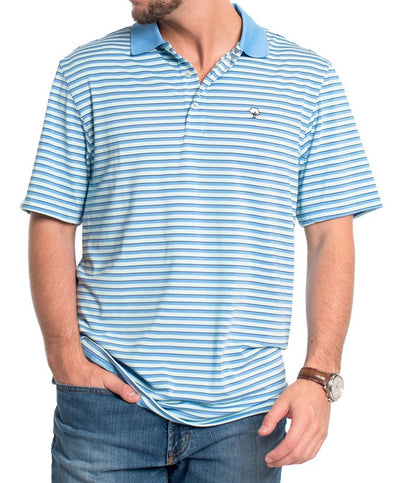 Southern Shirt Co - Alcove Stripe Polo