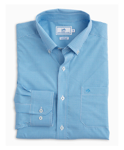 Southern Tide - Great Bay Beach Long Sleeve Sport Shirt