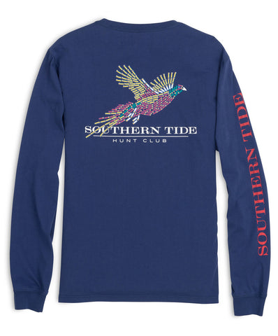 Southern Tide - Long Sleeve Hunt Club Tee