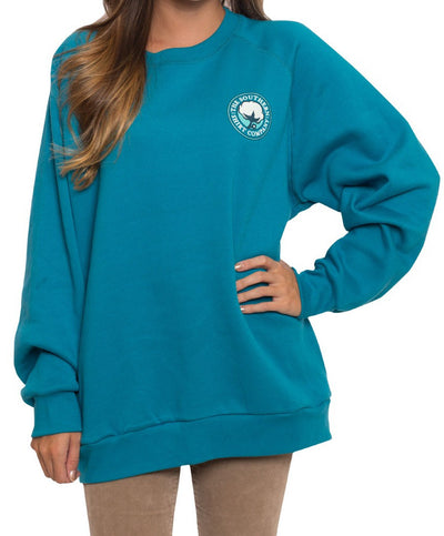 Southern Shirt Co - Raglan Fleece Sweatshirt