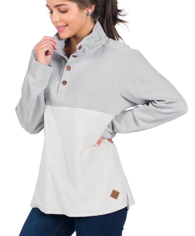 Southern Shirt Co - Herringbone Loop Pullover