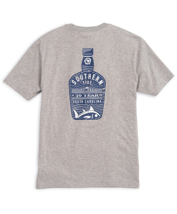 Southern Tide - Bourbon Bottle Tee