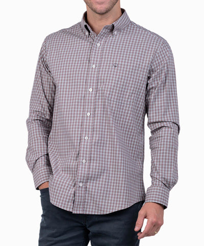 Southern Shirt Co - Lawrence Check Long Sleeve Shirt