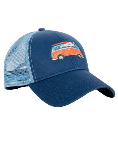 Rowdy Gentleman - Beach Bus Meshback Hat