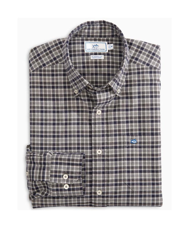 Southern Tide - Windsail Plaid Oxford Sportshirt