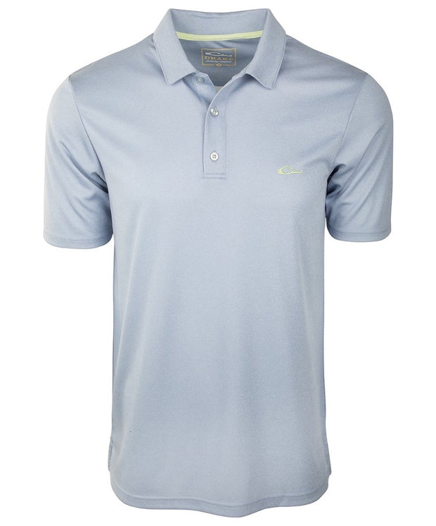Drake - Heathered Polo
