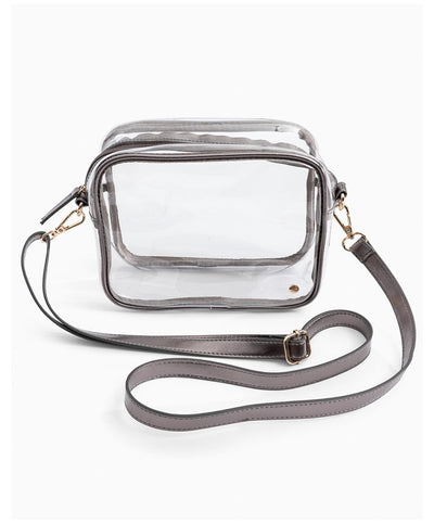 Southern Tide - Clear Stadium Purse