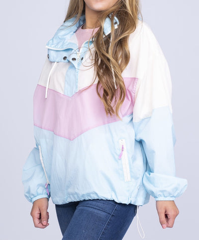 Southern Shirt Co - Kelly Colorblock Windbreaker