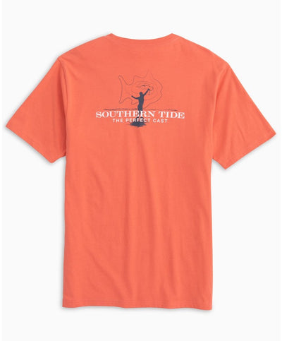 Southern Tide - Perfect Cast Tee