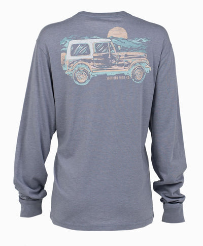 Southern Shirt Co - Grand Getaway Long Sleeve Tee