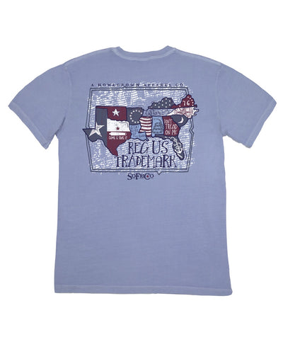 Southern Fried Cotton - Homegrown Tee