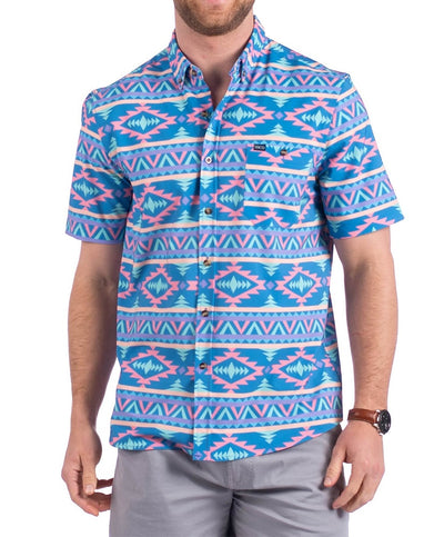 Southern Shirt Co - Blue Dream S/S Shirt