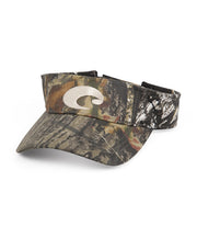 Costa - Cotton Visor - Camo-Mossy Oak