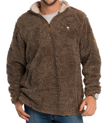 Southern Shirt Co - Sherpa Pullover w/ Pockets